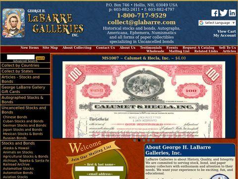 G. LaBarre Galleries