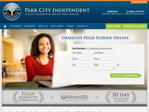 Online High School - Park City Independent