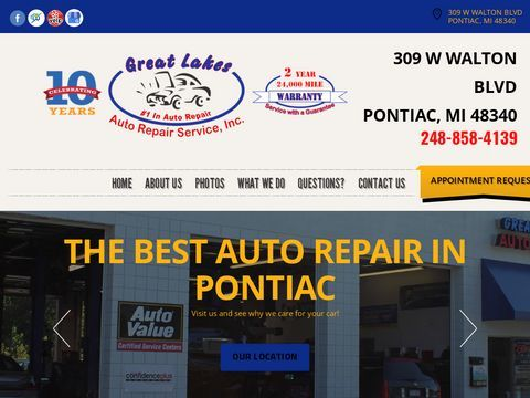 Great Lakes Auto Repair