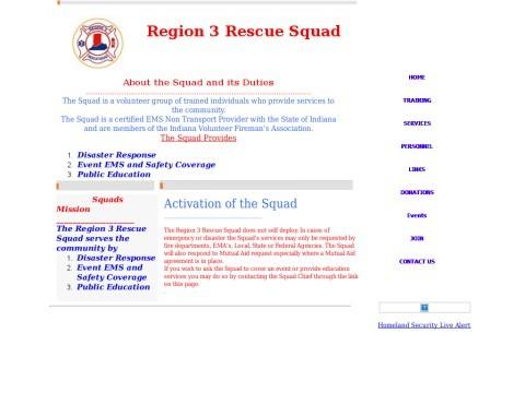 Region 3 Rescue Squad