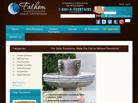 Fathom Fountains