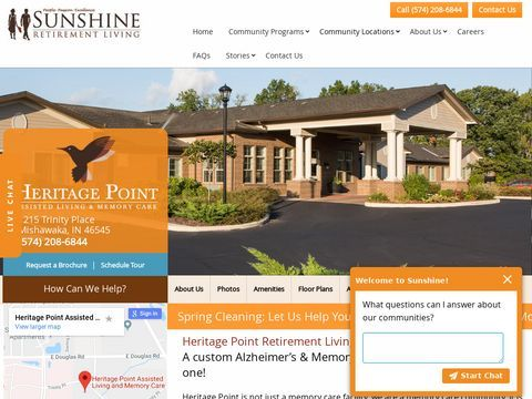 Heritage Point Assisted Living and Memory Care