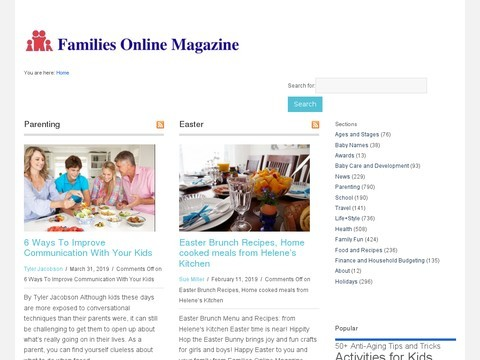 Parenting Advice and Family Fun
