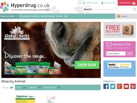 Hyperdrug – Equine Pharmacy