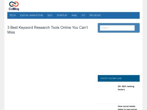 3 Best Keyword Research Tools Online You Cant Miss