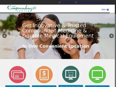 Compounding Center