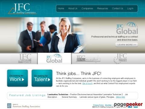 JFC Staffing Associates - Jobs and Careers