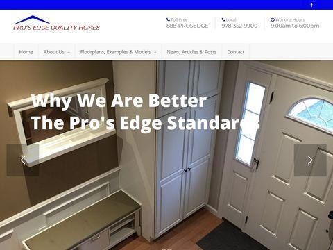 Pros Edge - Modular home builders