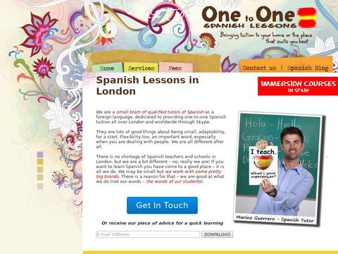Spanish Tuition London | Skype Lessons