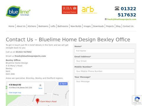 Bluelime Home Design