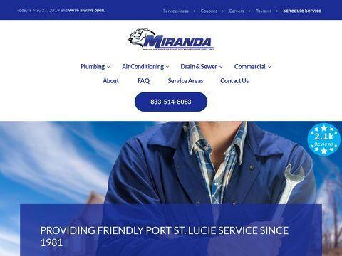 Port St. Lucie Plumbing Company, Palm Beach Plumber