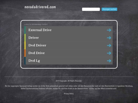 Nevada Drivers Ed