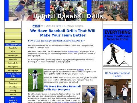 Helpful Baseball Drills