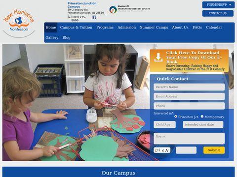 New Horizons Montessori, Montgomery Campus