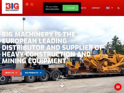 Wheel Loaders, Mobile Excavator, Trucks & Trailers