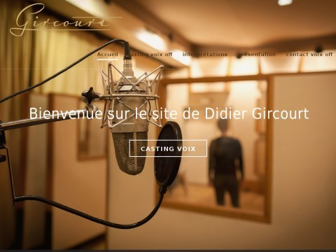 french voice over talent
