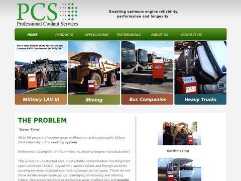 PCS, Professional Coolant Services | Engine Maintenance | Tauranga, new zealand