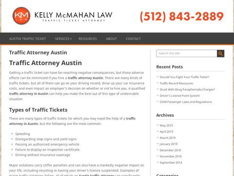 Kelly McMahan Law