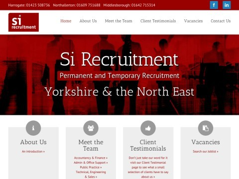 SI Recruitment - Employment Agency