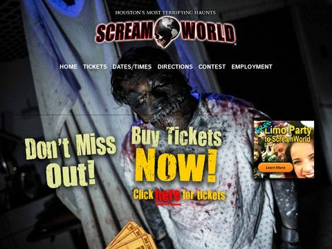 Scream World