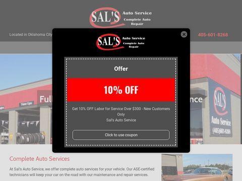 Sals Auto Service