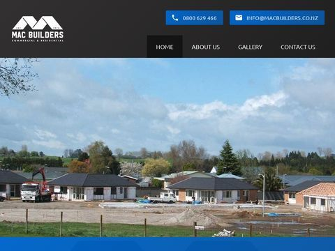 Mc Gregor Construction | Residential, Commercial Builders | Cambridge, Putaruru, NZ