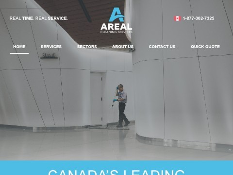 Areal Building Services-building cleaning maintenance servic