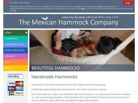 The Mexican Hammock Company