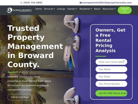 Florida Property Management & Sales