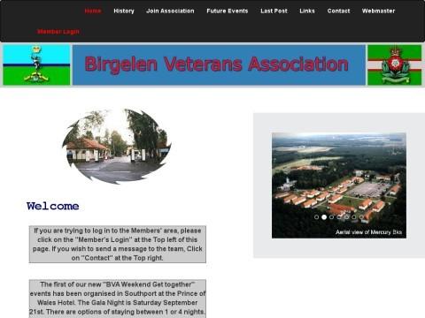 Birgelen Veterans - Home page
