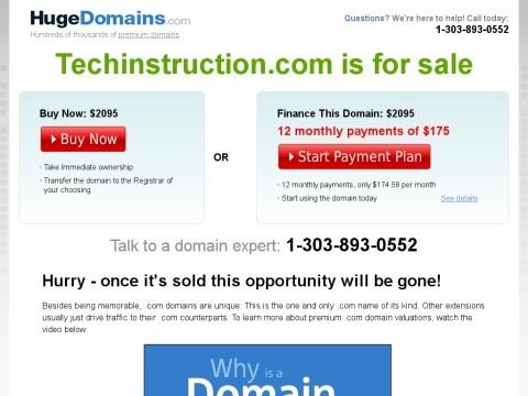 TechInstruction.com - Tech Schools | Best Technical Colleges | Top Technical Classes | Online Tech School