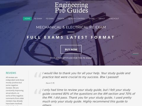 Mechanical Engineering PE Exam Guides