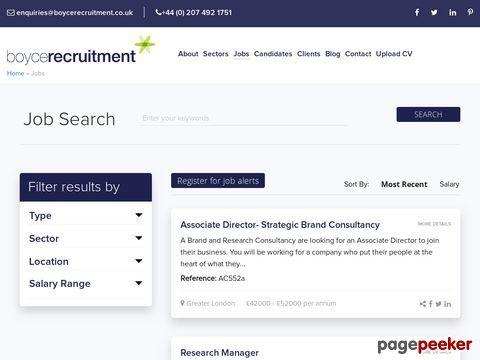 Secretarial Jobs
