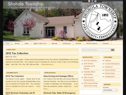 Shohola Township - 159 Twin Lakes Road, Shohola, Pennsylvania 18458