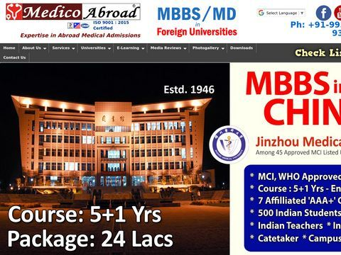 Mbbs in China - Mbbs in Russia - Mbbs in Abroad | Medico Abr