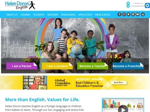 Helen Doron Education Franchisebuy a franchise