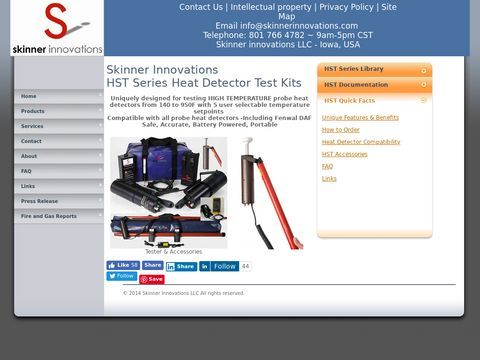 Skinner Innovations LLC Home Page