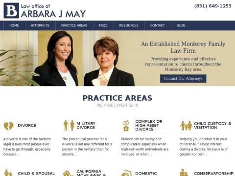Monterey CA Family Law Attorney