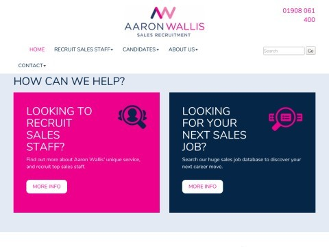 UK Sales Jobs and Sales Recruitment Services