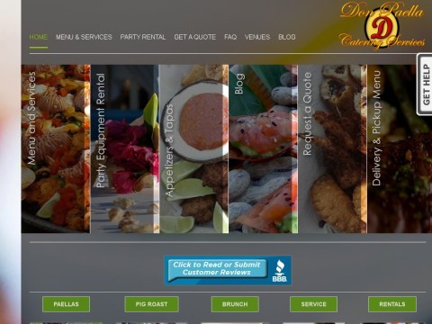Don Paella Catering Services