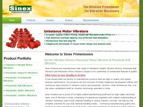 Sinex Primemovers