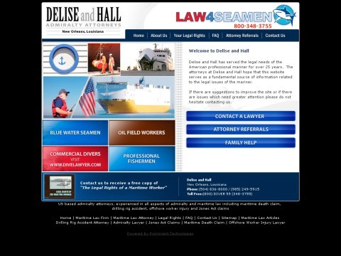 Admiralty & Maritime Lawyer