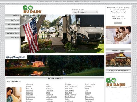 RV Parks | Campgrounds | RV Resorts