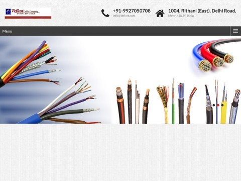 Floor Heating cables, undertile heating cables, Coaxial Cables, Teflon Cables, Multicore Cables, ptfe wires Cables, high temperature Cables,INDIA