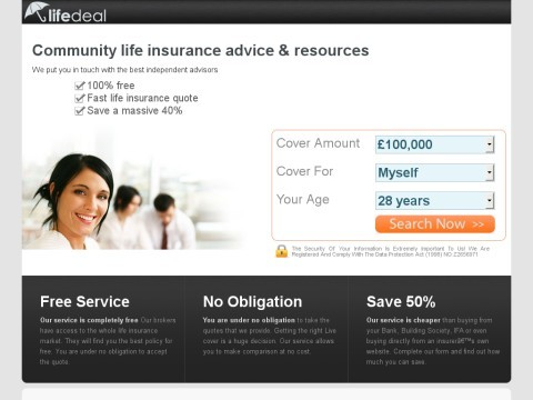 Cooperative Life Insurance quotes