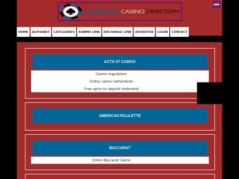 Online GAMBLING DIRECTORY + FREE CASINO BONUS