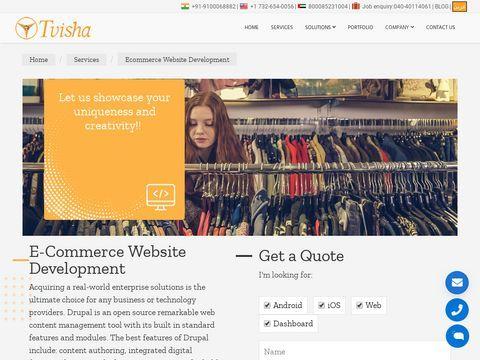 Ultimate E Commerce Website Development With Magento