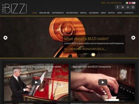 Bizzi - Harpsichord makers