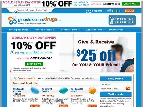 Discount Prescription Drugs at Drug Store for Generic Medici