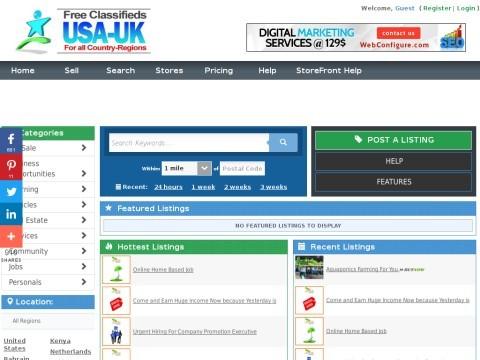 UsaUk-Classifieds